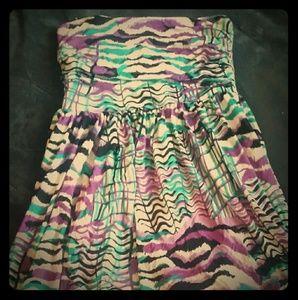 Candies tube top dress